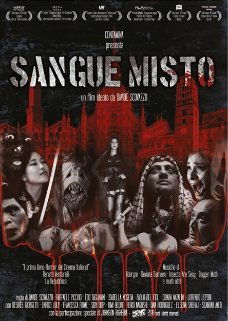 SANGUE MISTO (DVD)