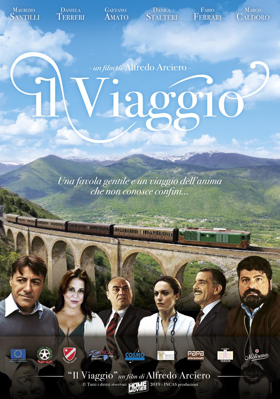 IL VIAGGIO - 2017 (DVD)