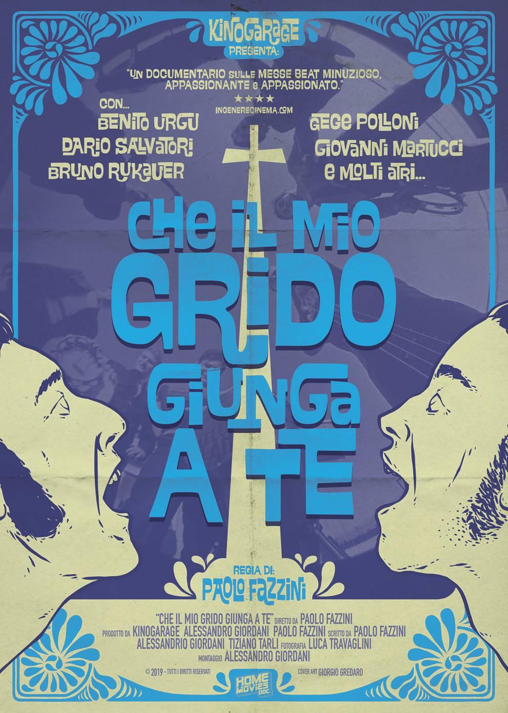 CHE IL MIO GRIDO GIUNGA A TE (DVD)