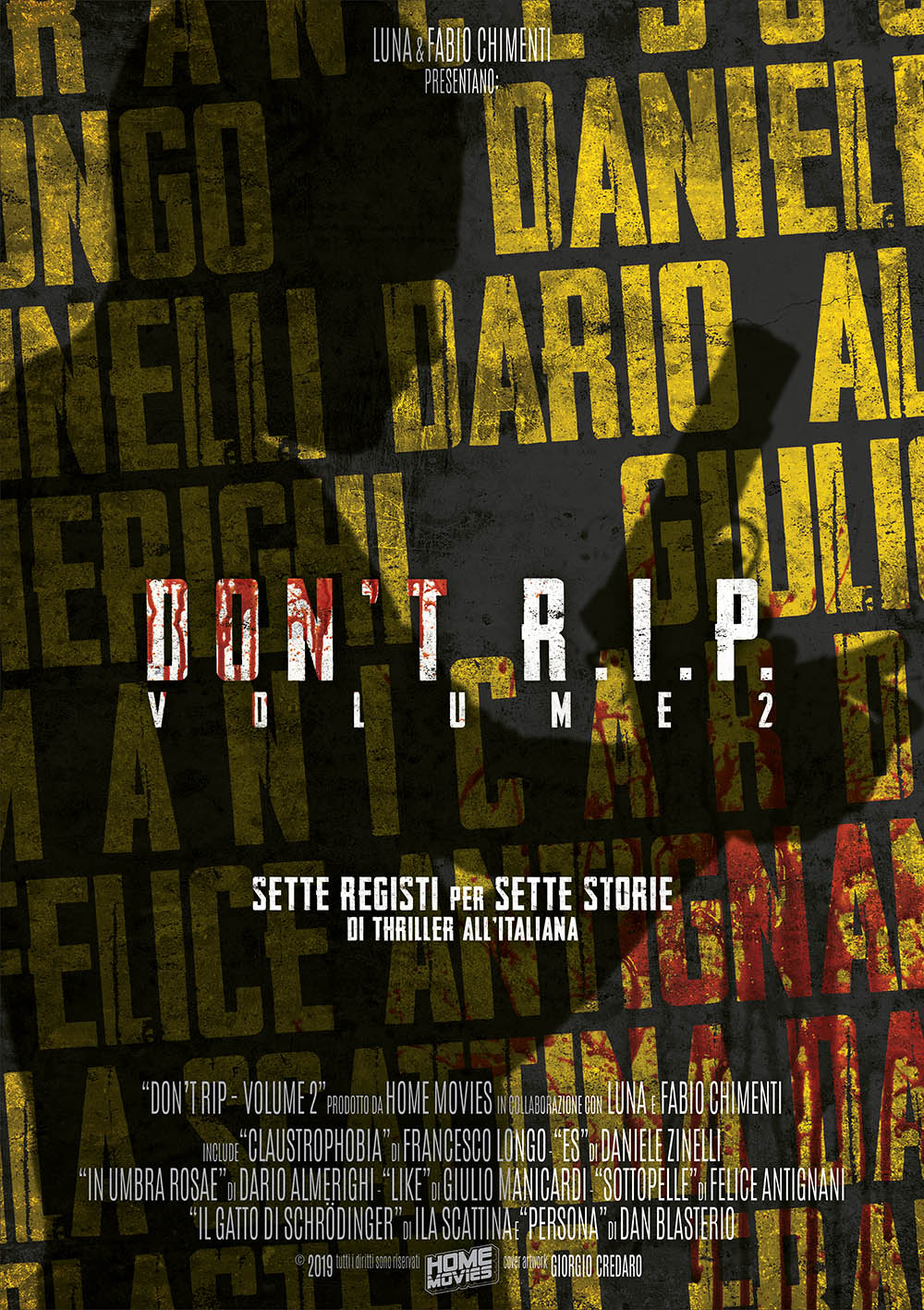 DON'T R.I.P. VOLUME 2 (DVD)