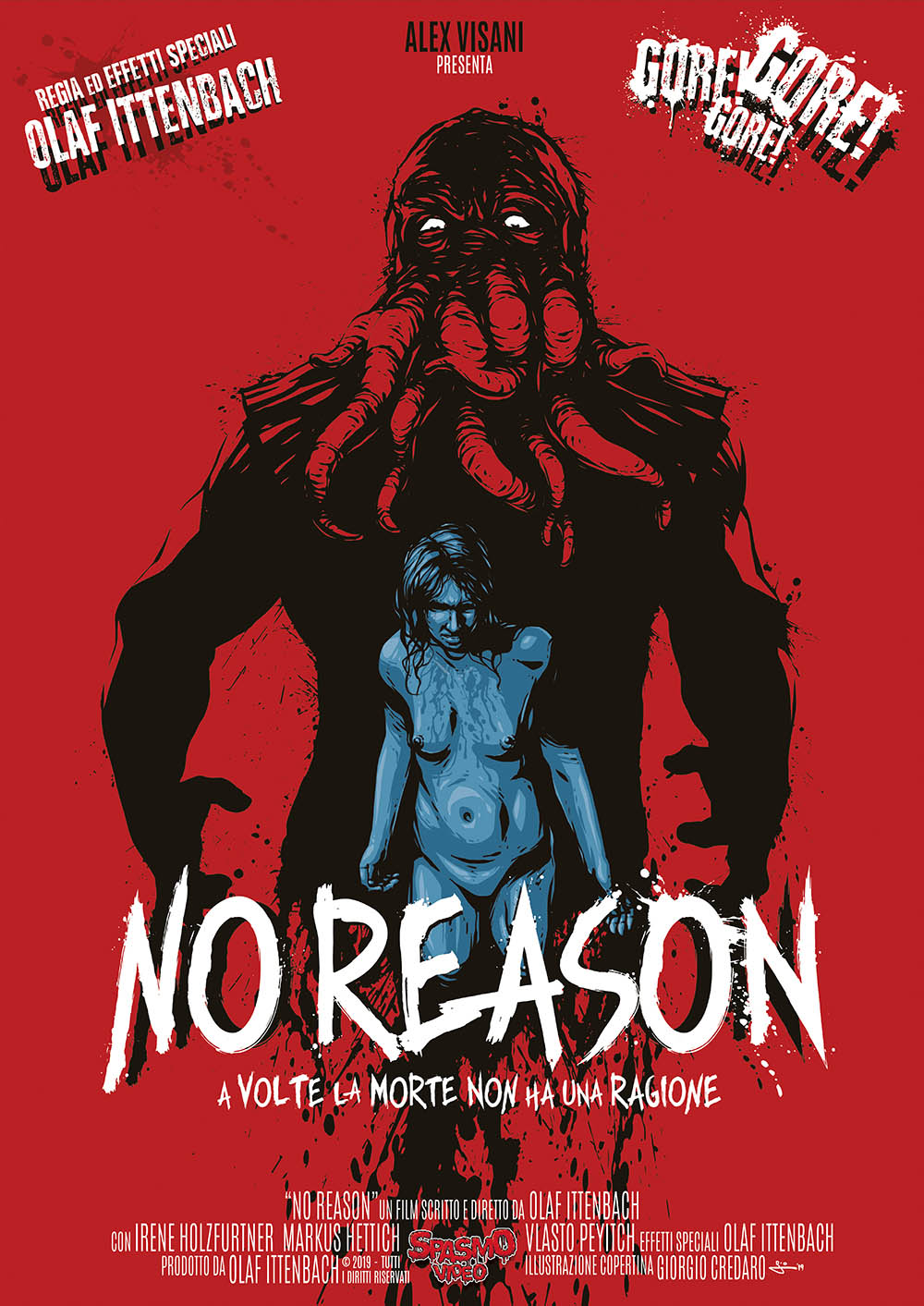 NO REASON (DVD)