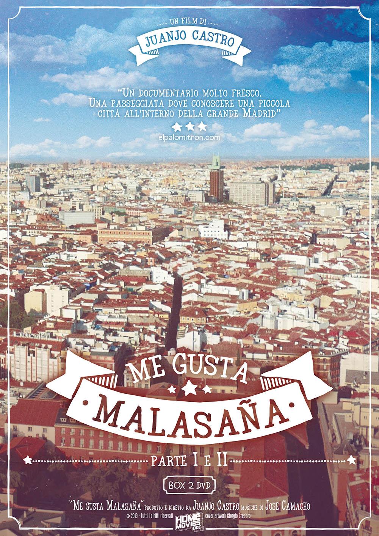 ME GUSTA MALASANA 1&2 (2 DVD) (DVD)