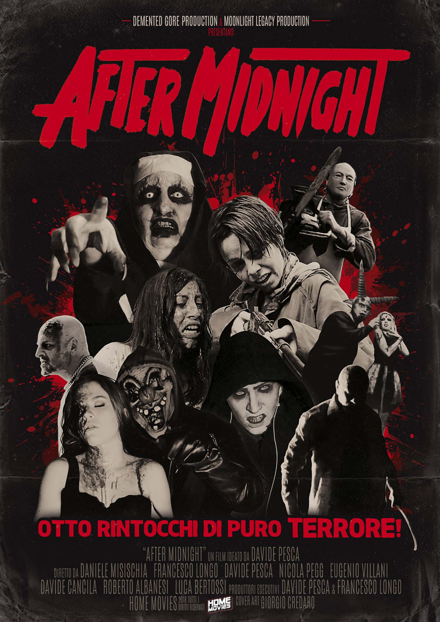 AFTER MIDNIGHT (DVD)