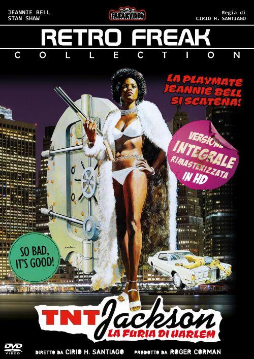 T.N.T. JACKSON - LA FURIA DI HARLEM (DVD)