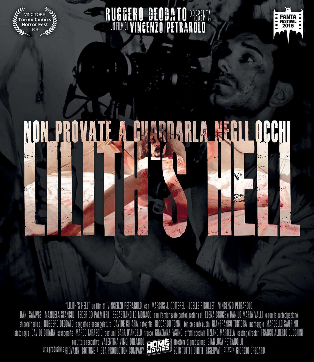 LILITH'S HELL - BLU RAY