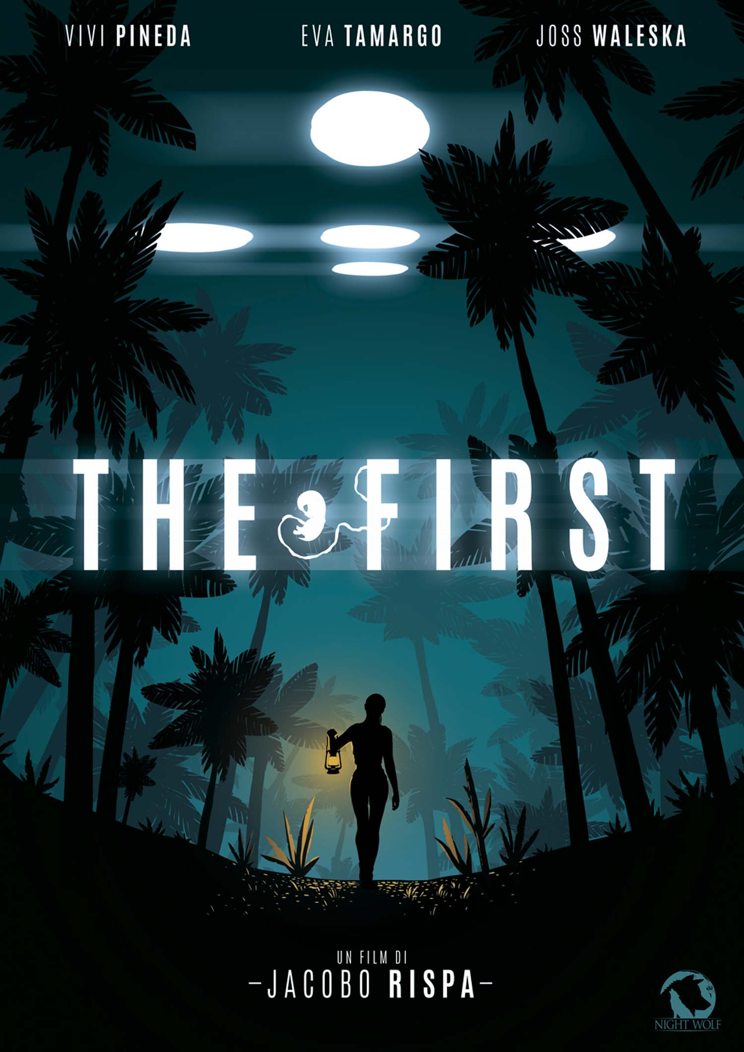 THE FIRST (DVD)