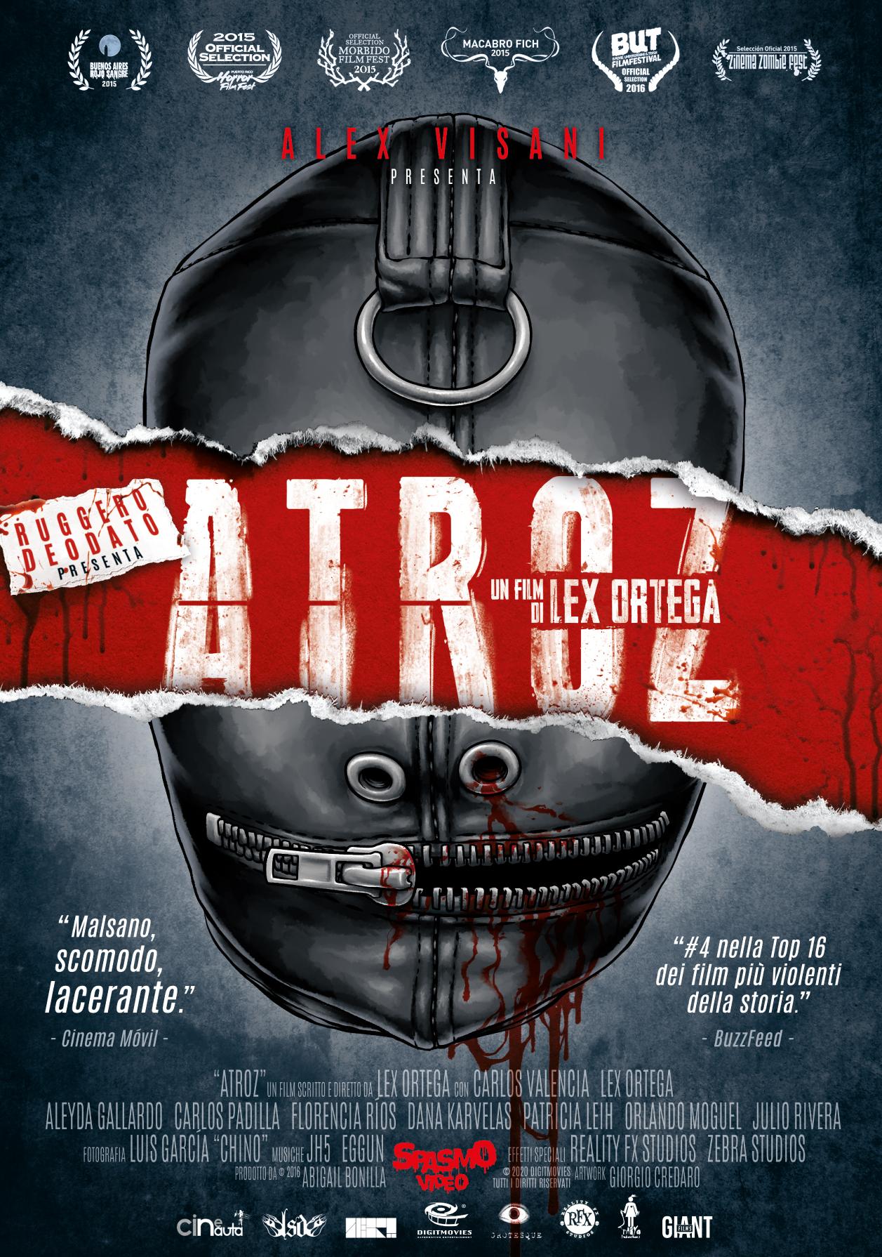 ATROZ (DVD)