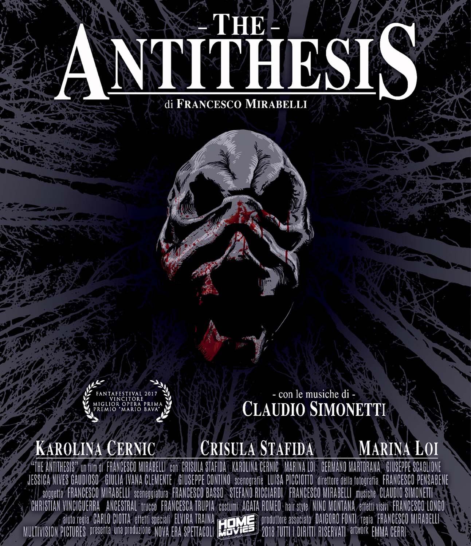 THE ANTITHESIS - BLU RAY