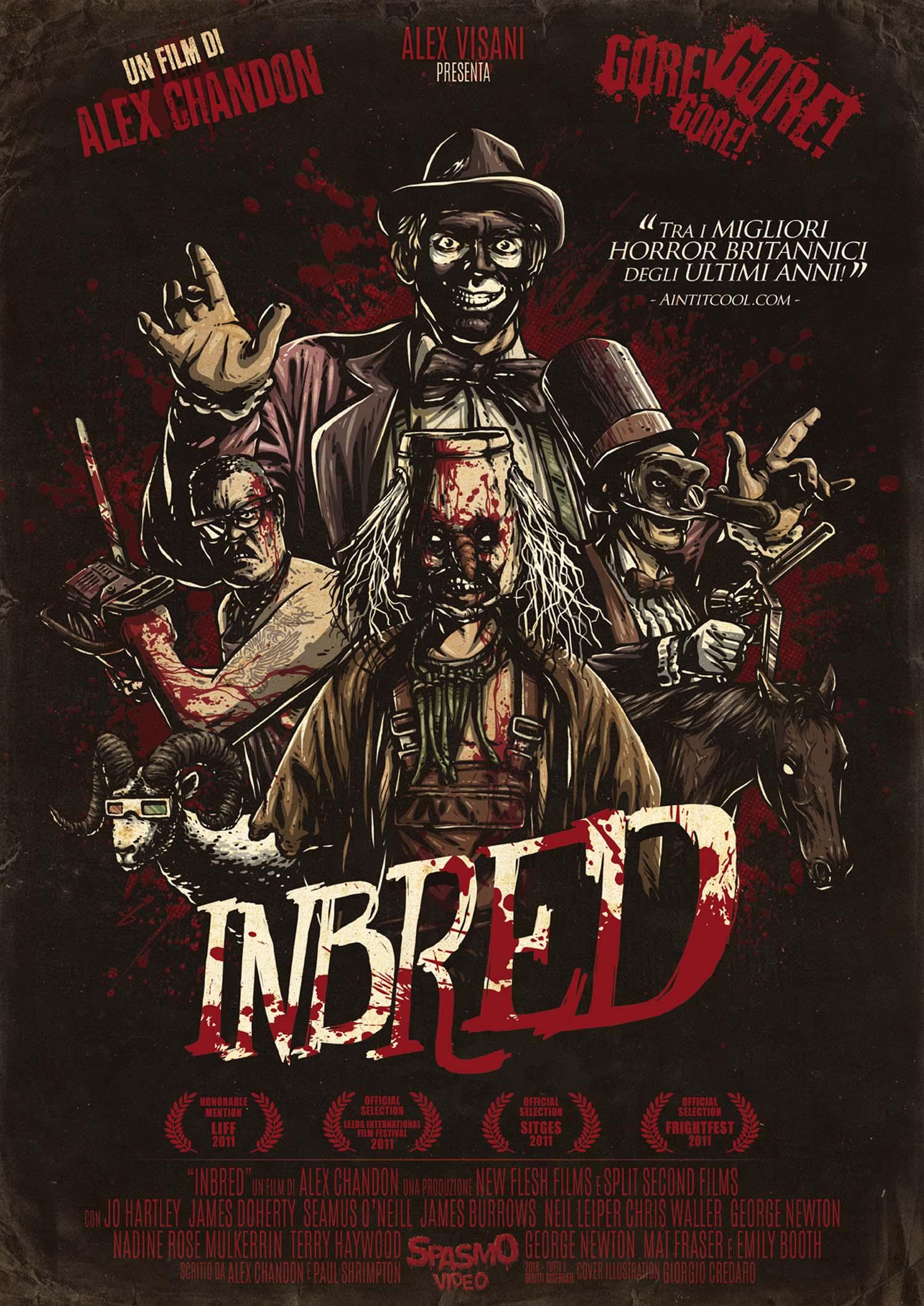 INBRED (DVD)
