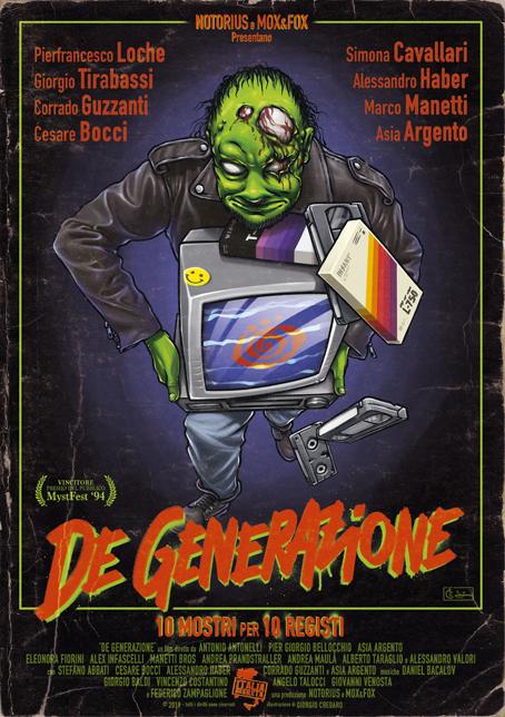 DE GENERAZIONE (DVD)