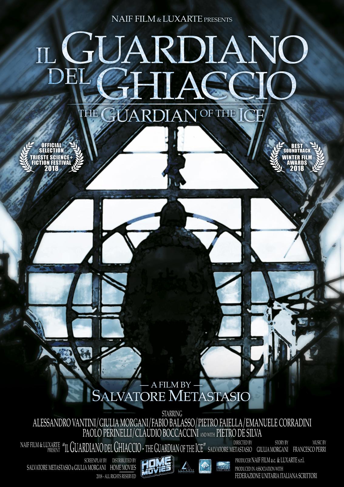 IL GUARDIANO DEL GHIACCIO (DVD)