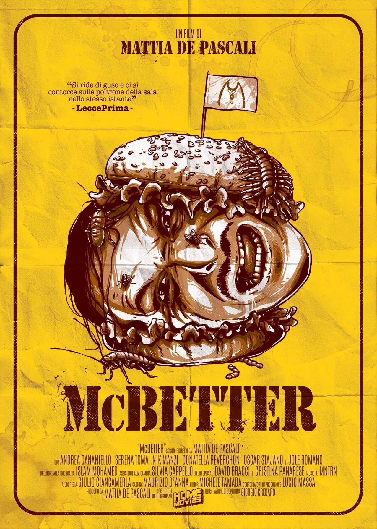 MCBETTER (ED. LIMITATA E NUMERATA) (DVD)