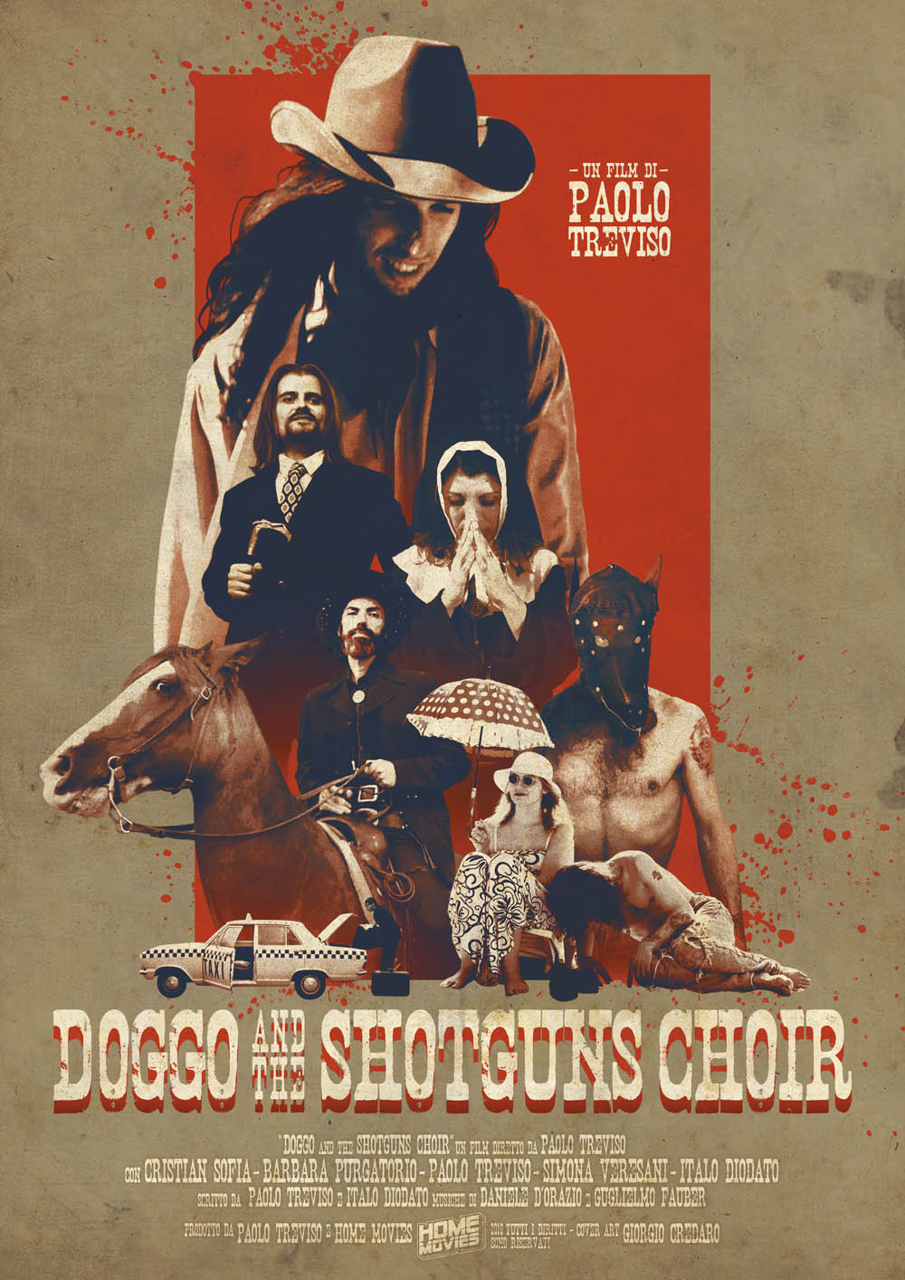 DOGGO AND THE SHOTGUNS CHOIR (DVD)