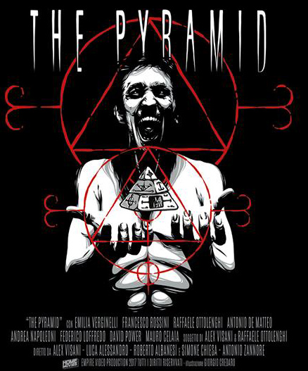 THE PYRAMID - BLU RAY