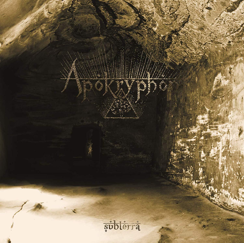 APOKRYPHON - SUBTERRA (CD)