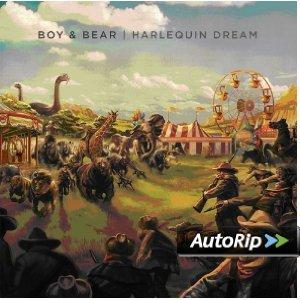 BOY & BEAR - HARLEQUIN DREAM (CD)