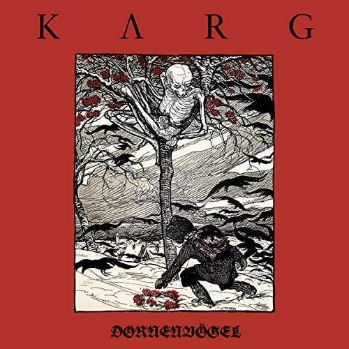 KARG - DORNENVEGEL (CD)
