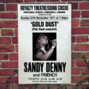 GOLD DUST: LIVE AT THE ROYALTY (CD)