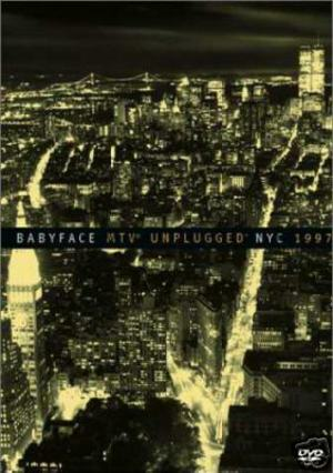 BABY FACE MTV UNPLUGGED NYC 1997 (DVD)