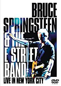 BRUCE SPRINGSTEEN - LIVE IN NEW YORK (DVD)