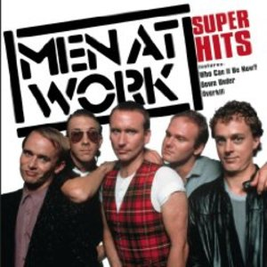 MEN AT WORK - SUPER HITS (CD)