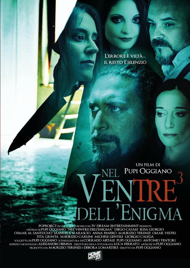 NEL VENTRE DELL'ENIGMA (DVD)