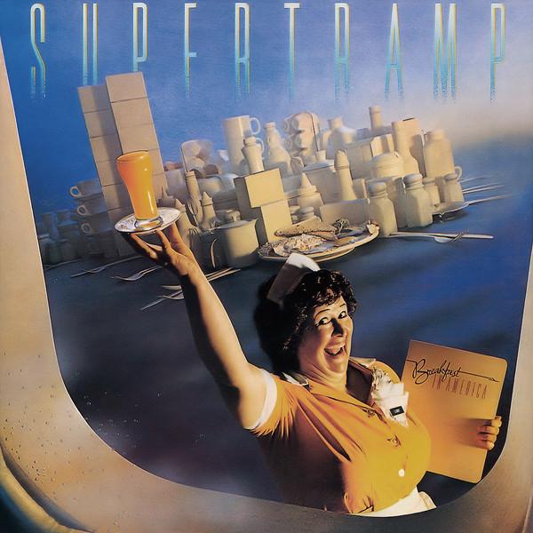 SUPERTRAMP - BREAKFAST IN AMERICA (LP)