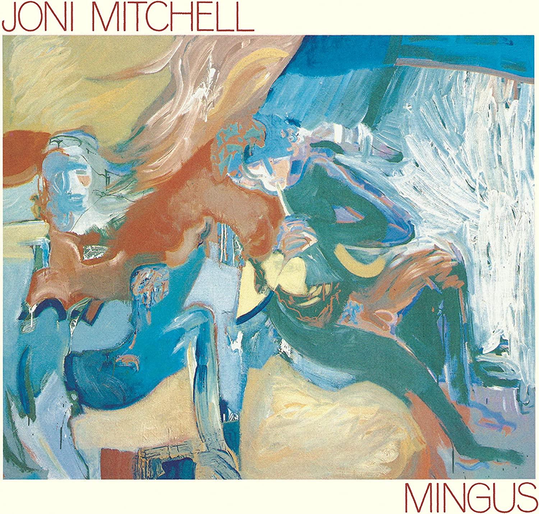 JONI MITCHELL - MINGUS (CD)