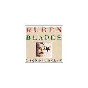 RUBEN BLADES - ANTECEDENTE (CD)