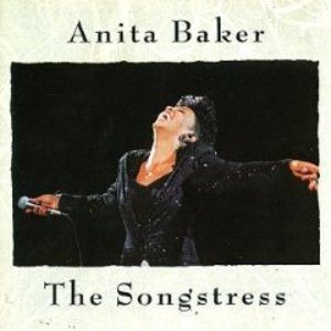 ANITA BAKER - THE SONGSTRESS ANITA BAKER (CD)