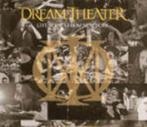 DREAM THEATER - LIVE SCENES FROM NEW YORK -3CD (CD)