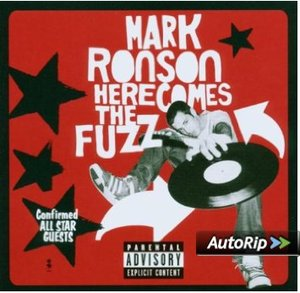 MARK RONSON - HERE COMES THE FUZZ (CD)