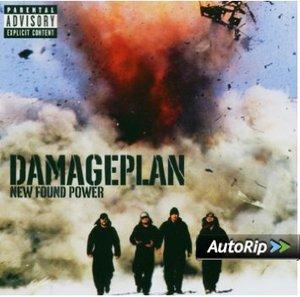 DAMAGEPLAN - NEW FOUND POWER (CD)