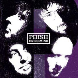 PHISH - UNDERMIND (CD)