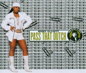 MISSY ELLIOT - PASS THAT DUTCH (CD)