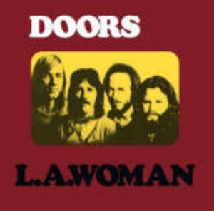 DOORS - L.A. WOMAN THE DOORS (CD)