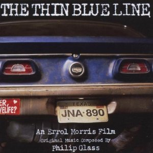THE THIN BLUE LINE (CD)