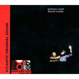 GRAHAM NASH AND DAVID CROSBY (CD)