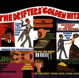 DRIFTERS - GOLDEN HITS (CD)