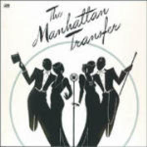 MANHATTAN TRANSFER - THE MANHATTAN TRANSFER (CD)
