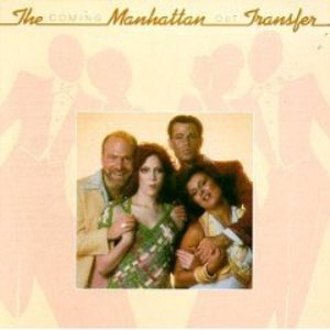 MANHATTAN TRANSFER - COMING OUT (CD)