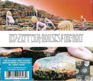 LED ZEPPELIN - HOUSES OF THE HOLY -REMX (CD)