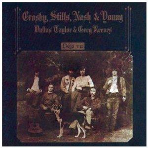 C.S.N.Y. - DEJA' VU -RMX (CD)