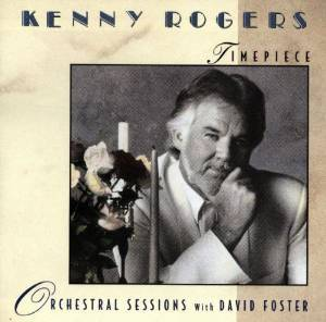 KENNY ROGERS - TIMEPIECE (CD)