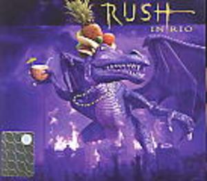 RUSH - IN RIO 3CD (CD)