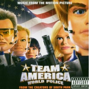 TEAM AMERICA WORLD POLICE (CD)