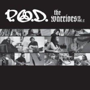 P.O.D. - THE WORRIORS (CD)