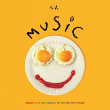 SIA - MUSIC. SONGS FROM AND INSPIRE BY THE MOTION PICTURE (COLON