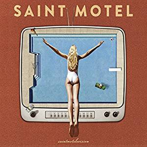 SAINT MOTEL - SAINTMOTELEVISION (CD)