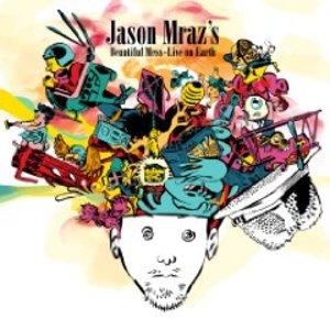 JASON MRAZ - JASON MRAZ'S BEAUTIFUL MESS. LIVE FROM EARTH -CD+DVD -DIGIPACK (CD)